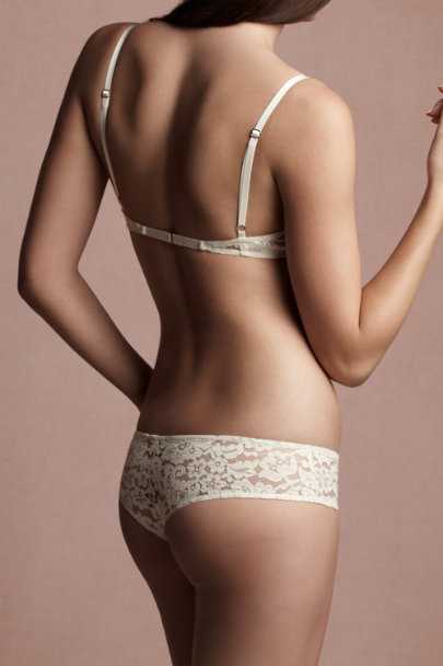 cream Wanderlust Knickers | BHLDN