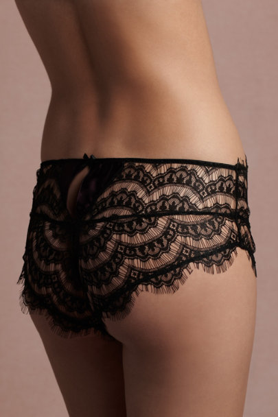 black Falaise Knickers | BHLDN
