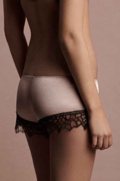 blush Gossamer Knickers | BHLDN