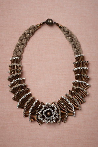 Fountain Necklace