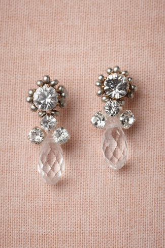 Glittering Consort Earrings