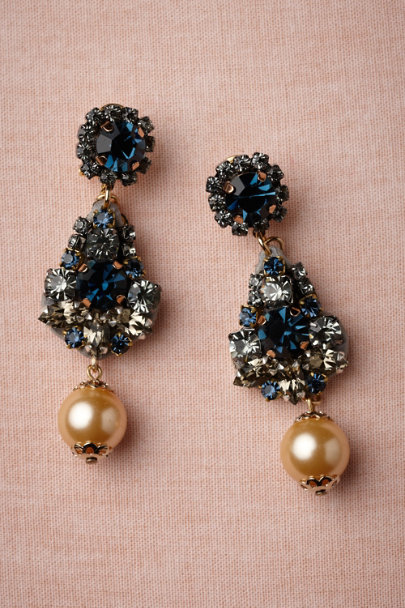 Radà blue Twilight Earrings | BHLDN