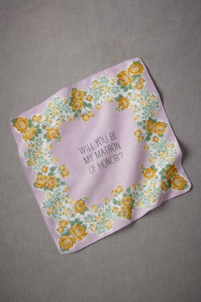 Matron of Honor Kerchief