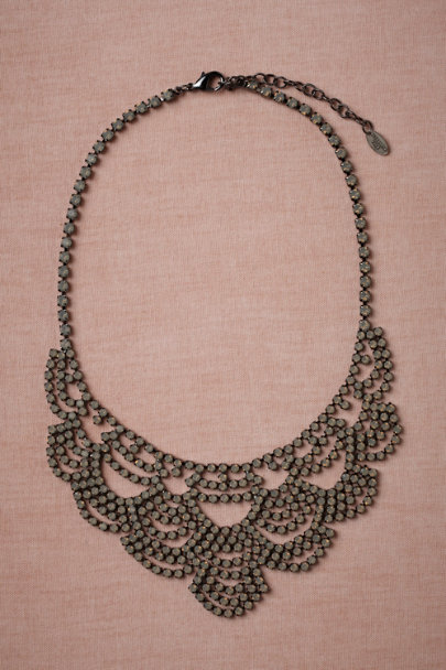 sand opal Sfumato Necklace | BHLDN