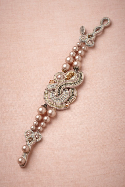 neutral motif Ice Comet Bracelet | BHLDN