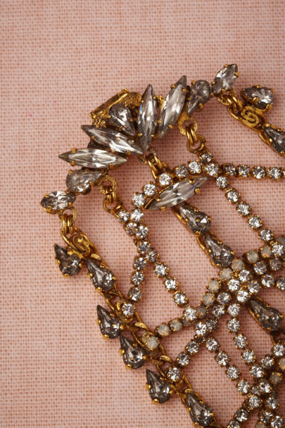 Erickson Beamon gold Bel-Air Bracelet | BHLDN