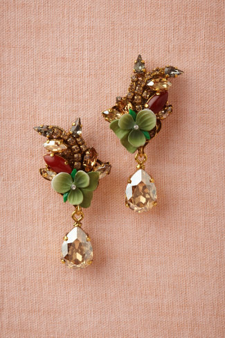 Perfumer's Earrings