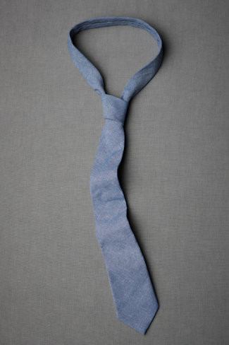 Commonwealth Proper Chambray Tie
