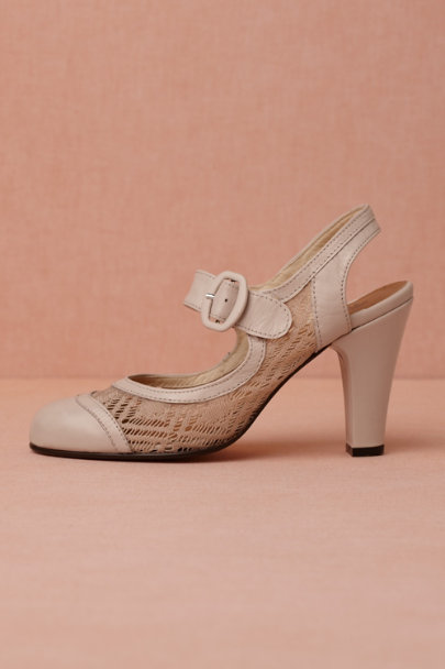 ivory Deco Spectators | BHLDN