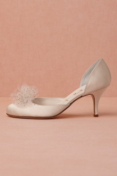 ivory Nebulae d'Orsays | BHLDN