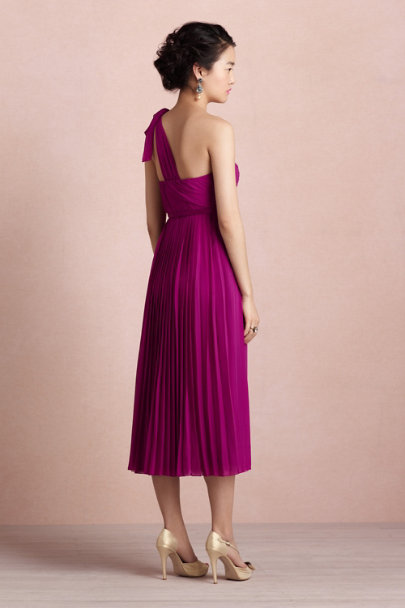 berry Marchioness Dress | BHLDN