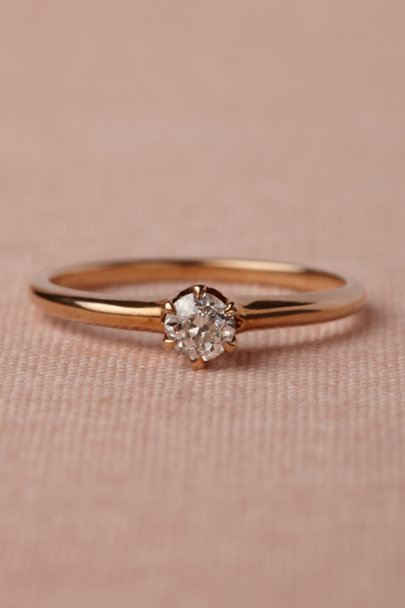 gold Equilibrium Ring | BHLDN