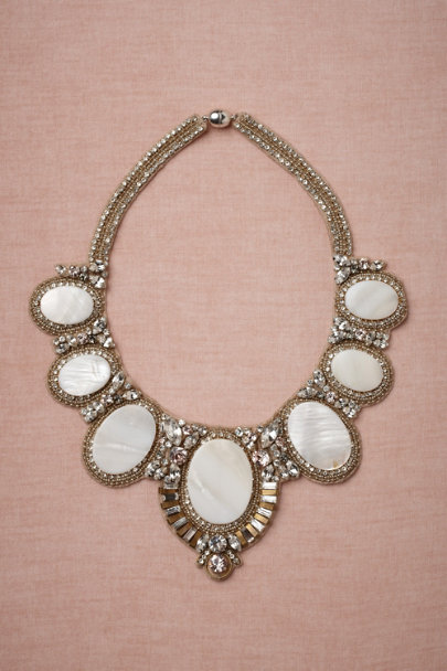 Ranjana Khan pearl Reflecting Pools Necklace | BHLDN