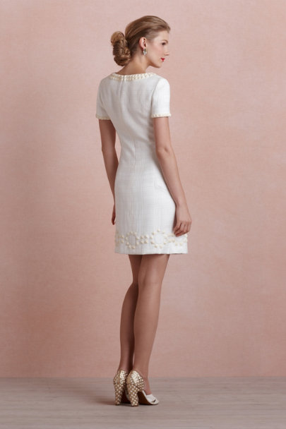 ivory Alternate Ending Dress | BHLDN