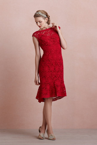 Cinnabar Dress