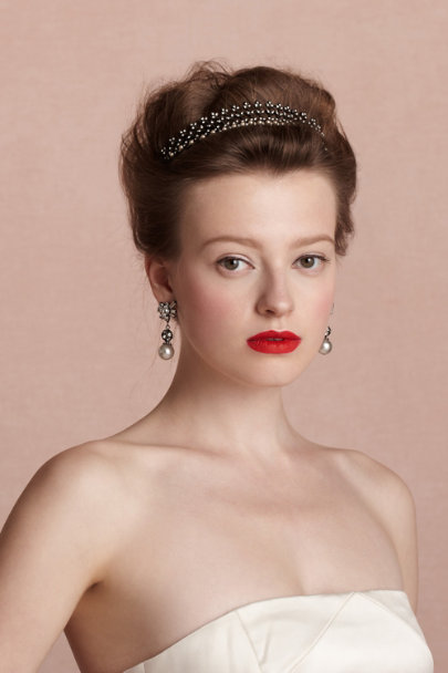 Debra Moreland crystal Impeccable Tiara | BHLDN