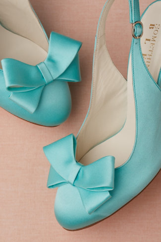 PLEASE HELP! Tiffany Blue Wedding Shoe! - Weddingbee