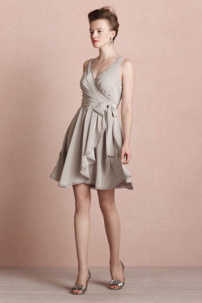 stone Ebb & Flow Wrap Dress | BHLDN