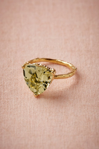 Evergreen Hollow Ring