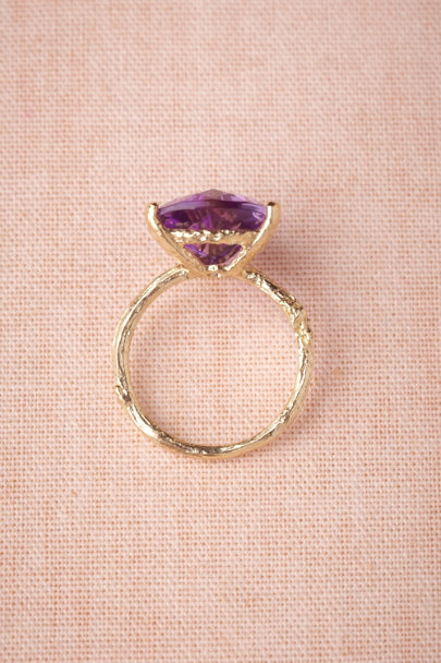 purple Island Sky Ring | BHLDN