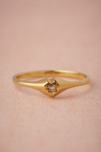 Heart's Devotion Ring