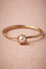 Mermaid's Coronet Ring