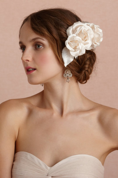 ivory Andalusia Comb | BHLDN