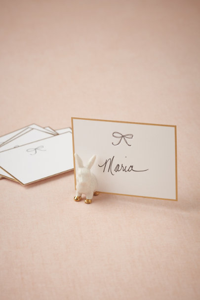Bunny Place Card Holders (6)