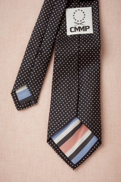 black motif Constellations Necktie | BHLDN