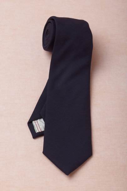 navy Commodore's Necktie | BHLDN