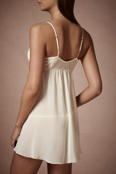 Ivory Star Magnolia Chemise Set | BHLDN