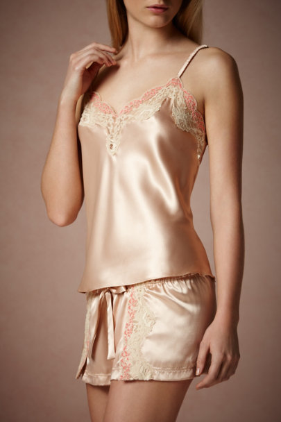 BLUSH Amaranth Camisole | BHLDN