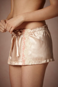 Amaranth Shorts