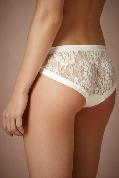 Ivory Visionary Knickers | BHLDN