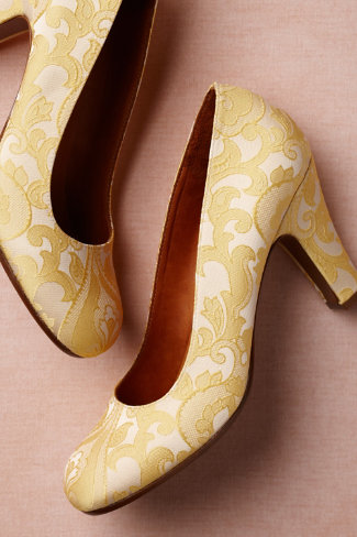 Citrine Pumps