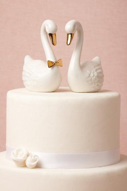 Cygnus Cake Topper In Sale Bhldn