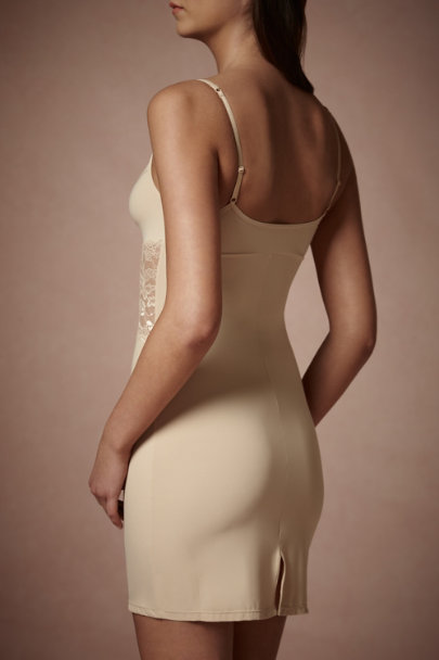 Nude Salon Slip | BHLDN