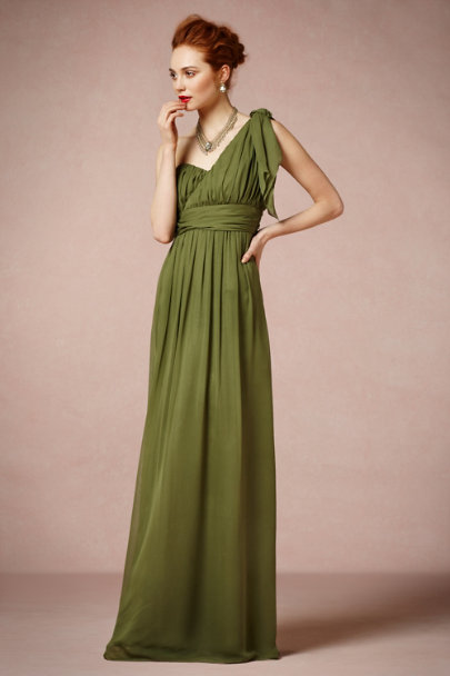 Coren Moore Sage Thalia Maxi Dress | BHLDN
