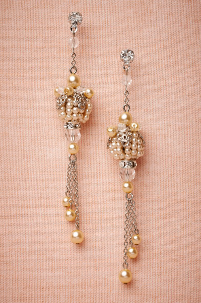 Debra Moreland pearl Sea Nectar Earrings | BHLDN