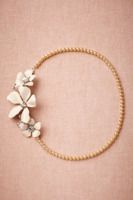 Floriculture Necklace