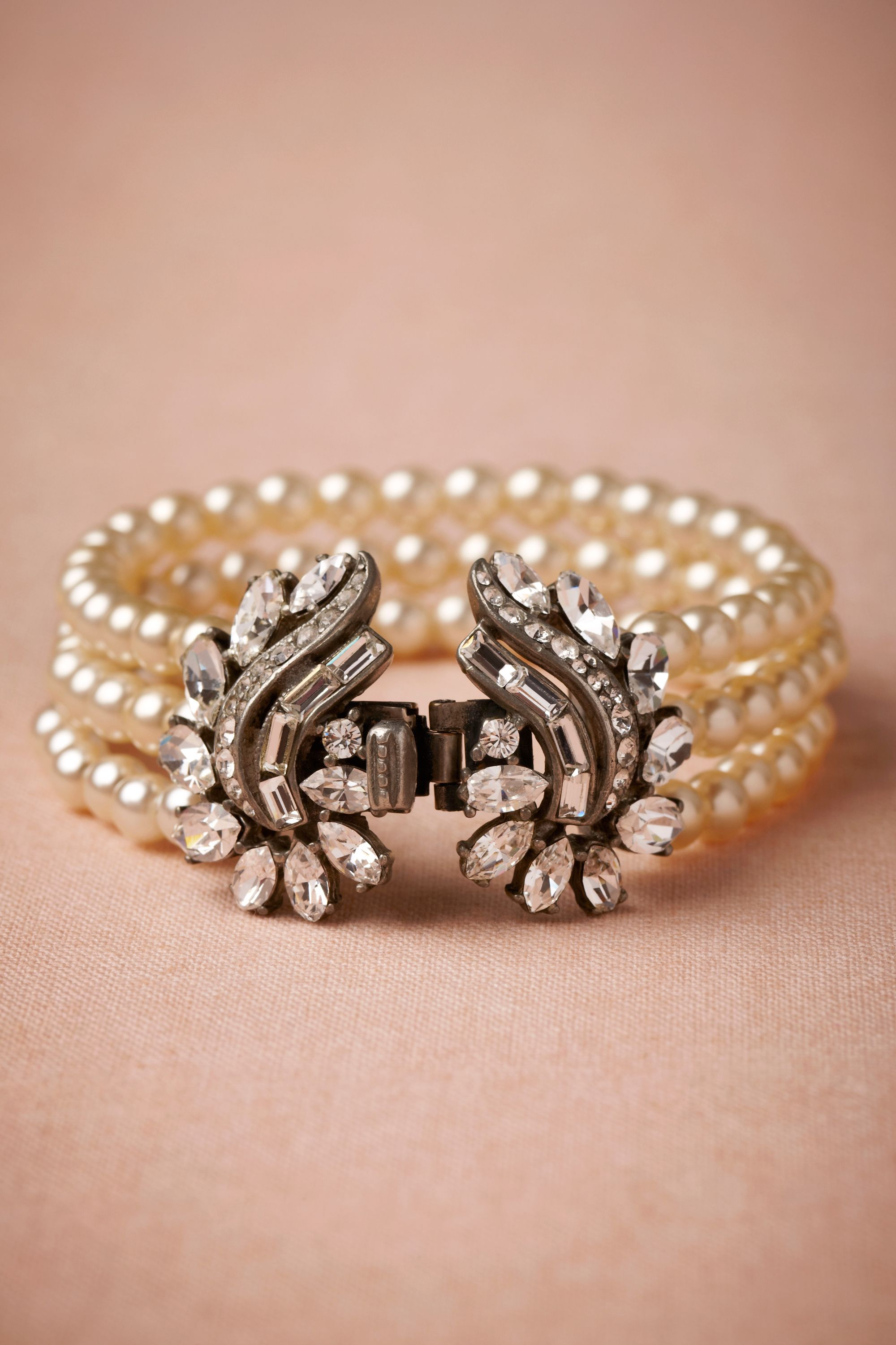 Luna Bracelet BHLDN Vintage Wedding Jewelry