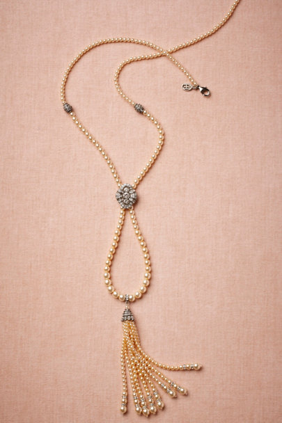 Ben-Amun pearl Nereid's Necklace | BHLDN