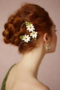 Twining Asters Hairpins (2)