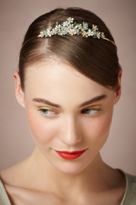 Forget-Me-Not Tiara