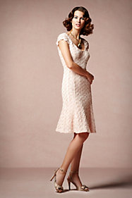 Rose Cava Dress
