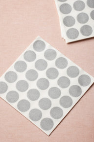 Circles-Meet-A-Square Napkins, Dinner (20)