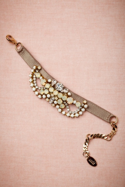 Radà white Phosphorescence Bracelet | BHLDN