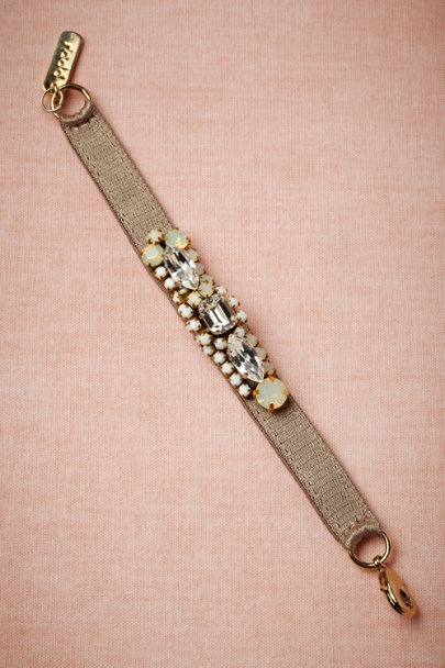 Radà white Midnight Bracelet | BHLDN