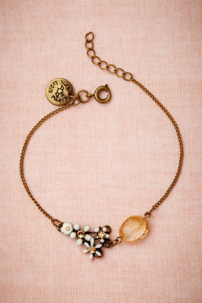 bronze April Morning Bracelet | BHLDN