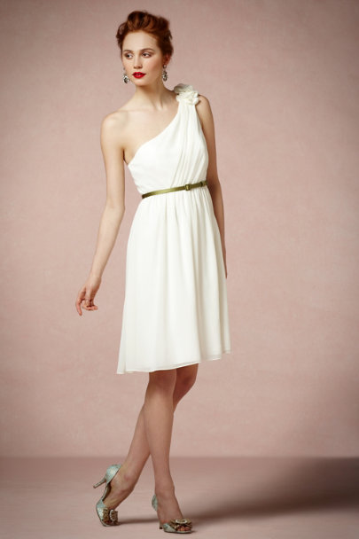 Ivory Nine Muses Dress | BHLDN
